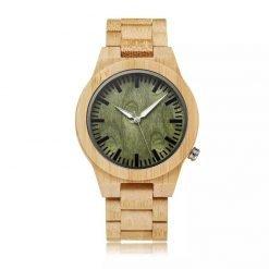 arjun – bamboo wooden watch